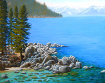 BEYOND SECRET COVE LAKE TAHOE by Frank Wilson