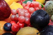 Fruits by Jutta Ehrlich