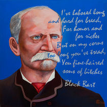 Black Bart by Robert Lacy
