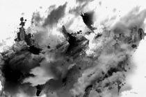 abstract scenery no.2 von Wolfgang Schweizer