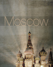 Moscow by Edmund Nagele F.R.P.S.