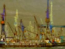 Hafen VI.I by ursfoto