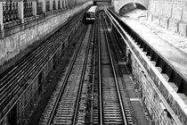 'Tracks I' von Bastian  Kienitz