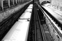 'Tracks II' von Bastian  Kienitz