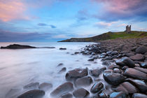 Dunstanburgh Castle by Sara Winter