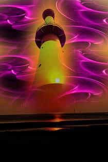 Leuchtturm 2 von Walter Zettl