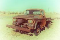 Dodge Truck  by Rob Hawkins
