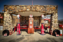 OLd Pumps at Ellis Springs  von Rob Hawkins