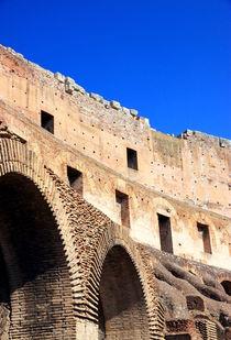 Rome Colosseum by Valentino Visentini