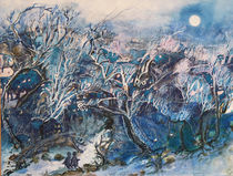 Im Wald von Fangorn von Barbara Ast