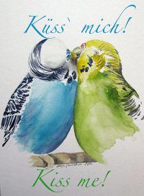 Küss mich! von Sonja Jannichsen