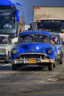 1950 Chevrolet in Havana, Cuba von rene-photography