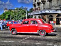 1952 Dodge Mayfair un Havana, Cuba von rene-photography