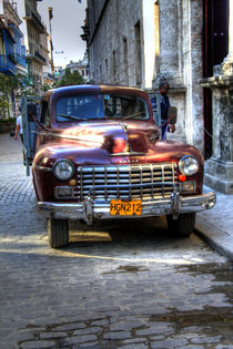1946-1948 Dodge in Havana, Cuba von rene-photography