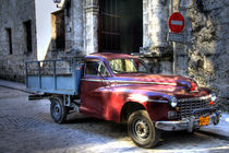 1946-1948 Dodge in Havana, Cuba (2) von rene-photography