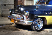 1953 Buick in Havana, Cuba by rene-photography