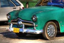 1949 Ford in Havana, Cuba von rene-photography