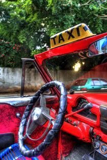 1952 Oldsmobile in Havana, Cuba (2) by rene-photography