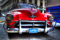 1952 Oldsmobile in Havana, Cuba (1) von rene-photography