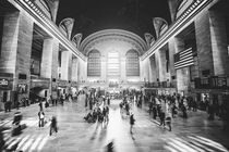 New York Central Station by Carl  Jansson