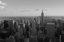 Manhatten New York City by Markus Strecker