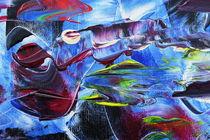 Abstrakt 34 von Walter Zettl