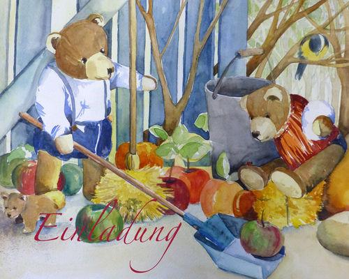 Malen-am-meer-teddys-aquarell-sonja-jannichsen-text