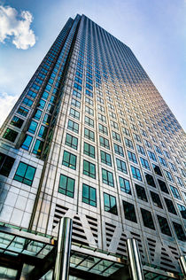 Canary Wharf Tower von David Pyatt