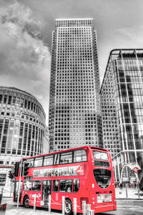Canary Wharf von David Pyatt