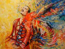 Freddie Mercury 02 von Miki de Goodaboom