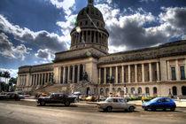 El Capitolo Havana, Cuba (3) von rene-photography