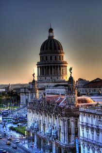 El Capitolo Havana, Cuba (2) von rene-photography