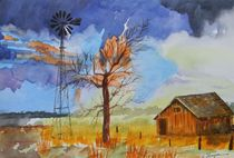A Farm in Clayton County by Warren Thompson