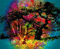 Baumgruppe by Helmut Englisch