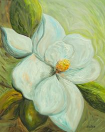 Spring's First Magnolia 2 by eloiseart
