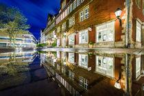 Hannover Rain Reflection von Michael Abid