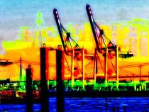 Hafen VIII.I von urs-foto-art
