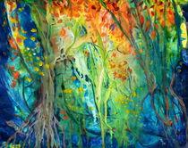 Herbstzauberwald 2013 von Barbara Ast