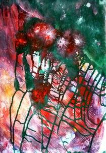 abstrakt 4  2014 von Barbara Ast