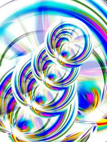 Digital Art 14 von Walter Zettl