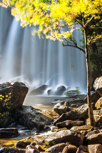 Kulen Waterfall In Cambodia von perfectlazybones