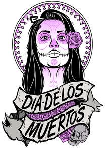 Dia de los muertos by Neil Hyde