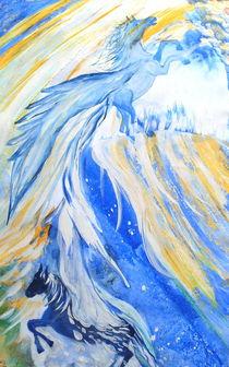 Pegasus von Barbara Ast