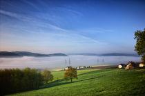 Da unten, im Nebel ...... by Oliver Kaschubs