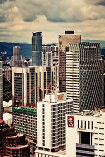 Kuala Lumpur II by David Pinzer