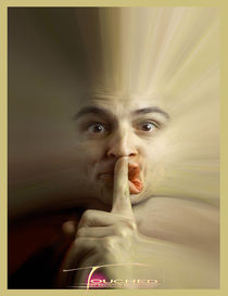 Shhh... by crismanart