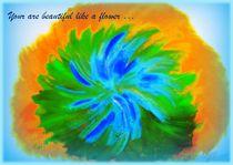 Flower by Sarah Ziegler