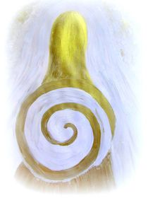Women - Golden Spiral of Dreams von Sarah Ziegler