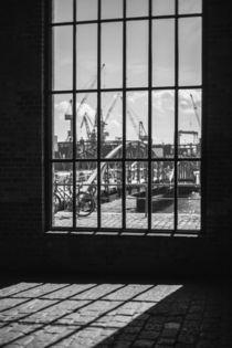 Blick aus dem Fenster by Simone Jahnke