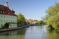 Landshut - an der Isar by Wolfgang Dengler